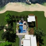 Casa de playa1116